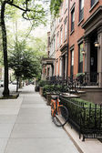 Brooklyn heights — Stockfoto