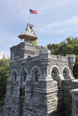 Belvedere Castle. — Stock Photo