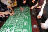 Craps casino — Foto Stock