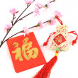 Chinese New Year Ornaments — Stock Photo #11663698