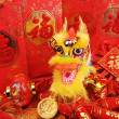 Chinese gift used during spring festival — Foto Stock