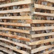 Timber Stacked — Stock Photo