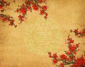 旧仿古复古纸背景 — 图库照片