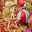 Christmas Decorations — Foto de stock #11884234