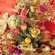 Christmas Decorations — Stock Photo #11885213