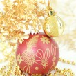 Christmas Decorations — Stock Photo #11904986