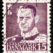 Postage stamp Denmark 1950 Frederik VIII, King of Denmark - 