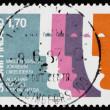 Postage stamp Finland 1987 Human Head, Mental Health — Stock Photo