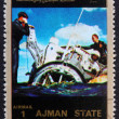 Postage stamp Ajm1973 Gemini Recovery — Stock Photo #11431114