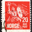 Royalty-Free Stock Photo: Postage stamp Norway 1930 Saint Olaf, King of Norway