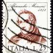 Stock Photo: Postage stamp Italy 1973 Alessandro Manzoni, Novelist and Poet