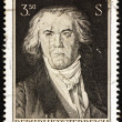 Postage stamp Austri1970 Ludwig vBeethoven, Composer — Photo #11817234