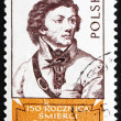 Postage stamp Poland 1967 Tadeusz Kosciusko — Stock Photo