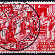 Postage stamp Vatican 1951 Council of Chalcedon — Stock Photo
