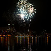 Firework — Stockfoto