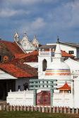 Architecture on Sri Lanka — Stock Photo