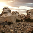 Stock Photo: Rushmore