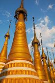 Temple in Myanmar — Stock Photo