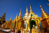Temple in Myanmar — Stock Photo