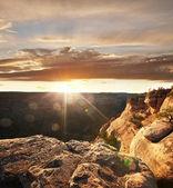Colorado monument — Stock Photo