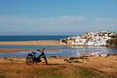Марокканский город — Стоковое фото