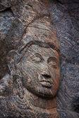 Sri Lanka carving — Stockfoto