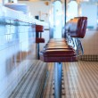 Retro Diner — Stock Photo