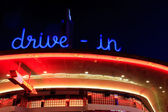 Drive In — Stock Photo