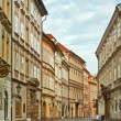 Celetna street Prague, czech republic. — Stock Photo