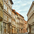 Celetna street Prague, czech republic. - Stock Photo