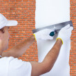 Mature contractor — Stock Photo #11114540