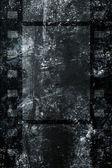 Grunge film background — 图库照片