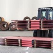 Forklift — Stock Photo #11862918