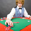Poker pay out — Stock Photo #11864339