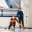 Curling — Foto de stock #11888209