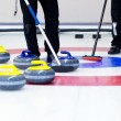 Curling — Foto de stock #11888230