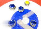 Curling tactics — Stock Photo