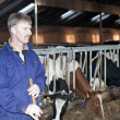 Dairy farmer — Stock Photo #11892074
