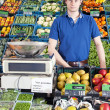 Greengrocer — Foto Stock