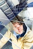 太陽動力車 — ストック写真