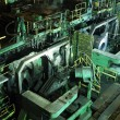 Steel mill — Stockfoto