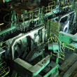 Stockfoto: Steel mill