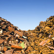 Scrap Heap Waste Separation — Stock Photo #11970786