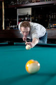 Bar pool — Stock Photo
