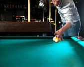 Pool Piquet — Stock Photo