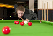 Snooker — Fotografia Stock