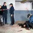 Murder Scene — Stock Photo #11980783