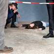 Crime Scene — Stock Photo #11980787