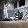 Crime Scene Investigation — Stock Photo #11980817