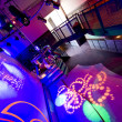 Nightclub interior - Foto de Stock